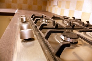Kitchen hob
